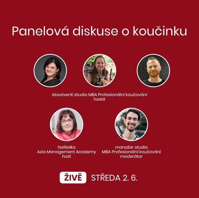 Panelová diskuze o koučování nejen v SVJ
